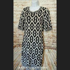 Beige by Eci Sweater Dress Size M